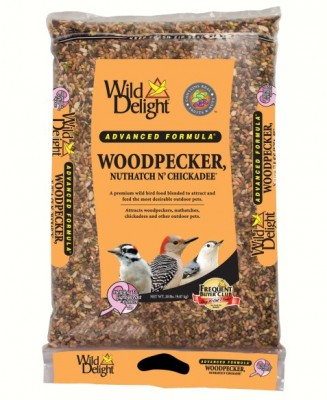 Woodpecker, Nuthatch N' Chickadee 20 lbs