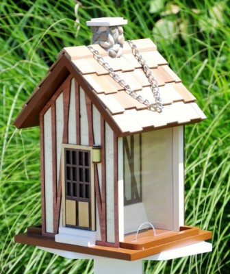 Home Bazaar Hamlet Bird Feeder