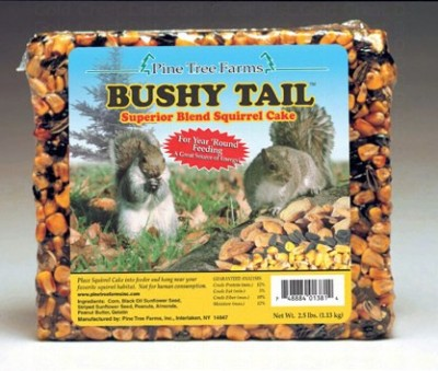 2.5 lb. Bushy Tail Cake